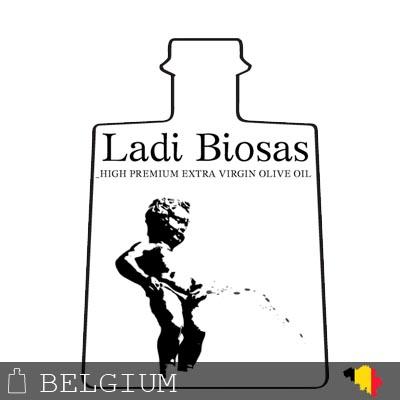 Ladi Biosas Belgium Manneken Pis