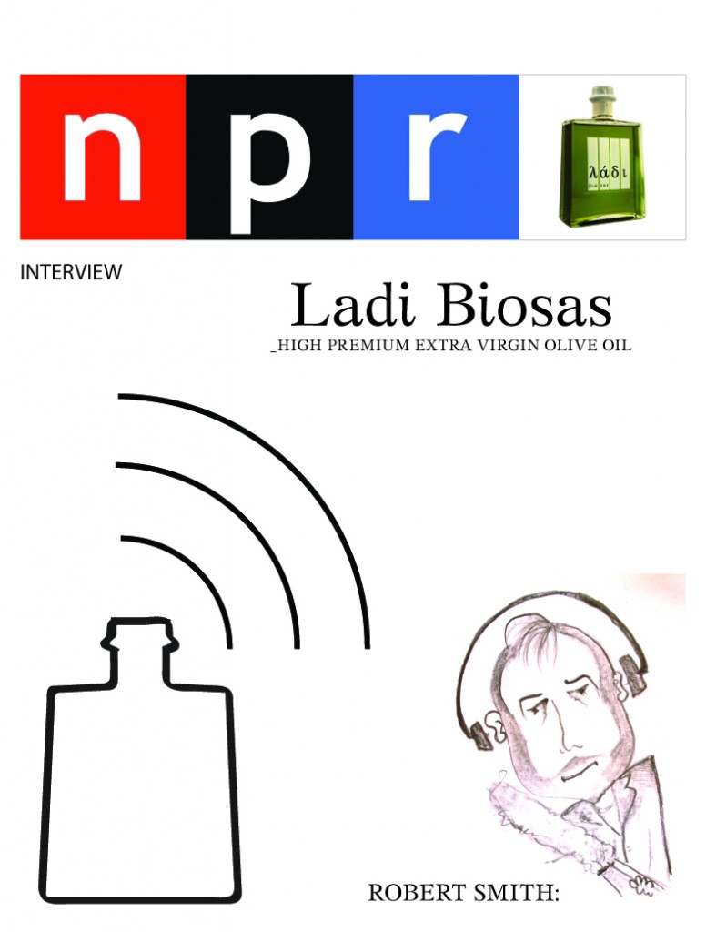 National Public Radio Oil Greece